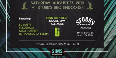 Press Junkie & Friends; Celebrating Press Junkie PR's Ten Year Anniversary tickets