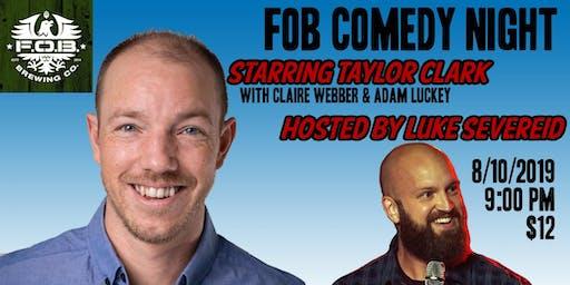 FOB Comedy Night