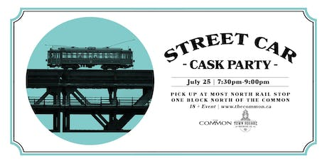 Town Square Brewing Street Car Cask Event  tickets