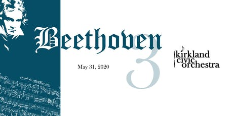 Beethoven 3 tickets