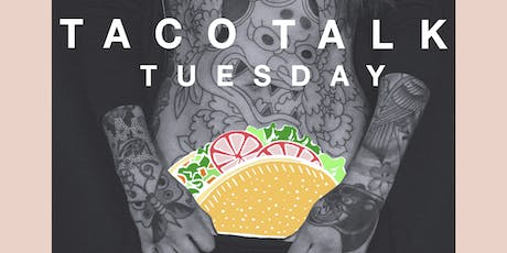 Taco Talk Tuesday at Paridaez tickets