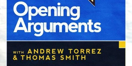 Opening Arguments Live in NYC tickets