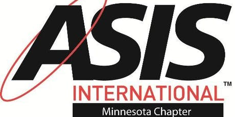 MN ASIS August 2019 Chapter Meeting tickets