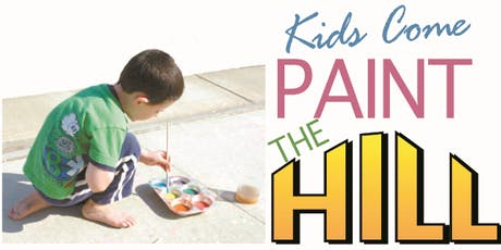 Paint The Hill 2019 tickets