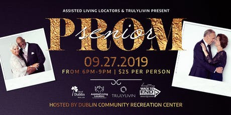 Golden Life Senior Prom tickets