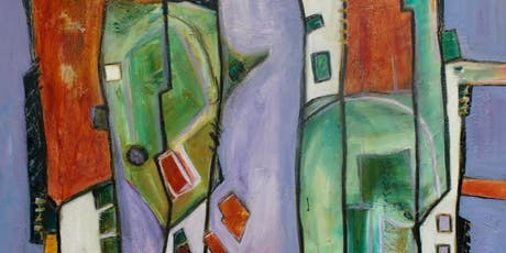 A Journey in Mixed Media; Art Exhibit Closing Event tickets