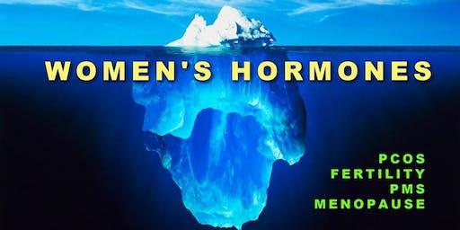Female Hormones Seminar: PCOS, Infertility & PMS