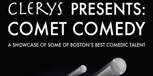Comet Comedy at Clerys