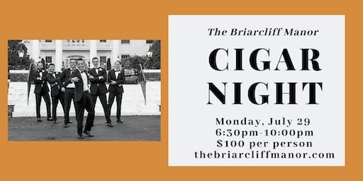 July Cigar Night at The Briarcliff Manor