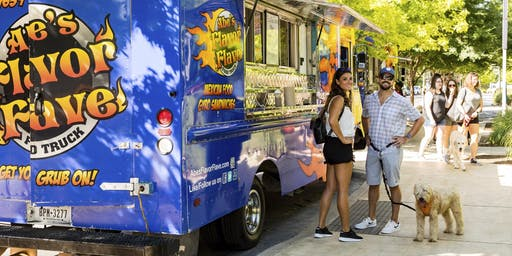2019 Labor Day Food Truck Rally presented by VisitDallas