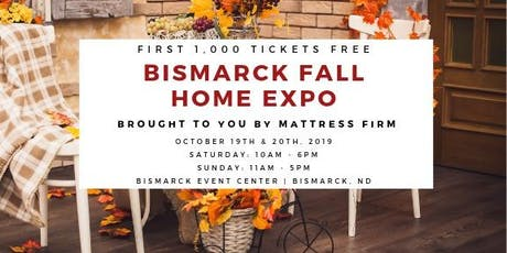 Bismarck Fall Home Expo tickets