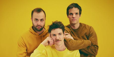 Houndmouth - Night 2 tickets