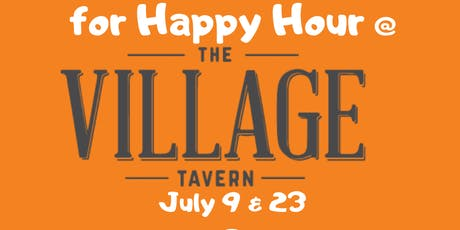 OTF Ridgefield Happy Hour at Village Tavern tickets