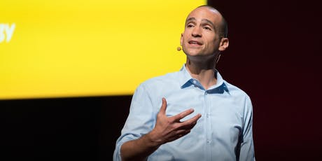 Becoming An Indistractable Entrepreneur With Nir Eyal tickets