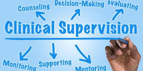 Clinical Supervision Training tickets