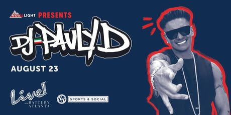 DJ Pauly D tickets