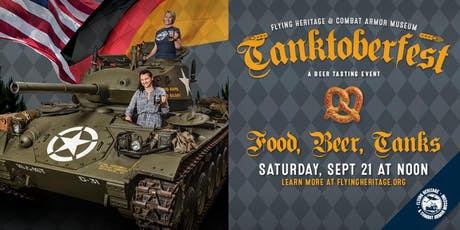 Tanktoberfest tickets