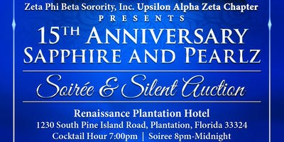 Sapphire and PearlZ Soiree