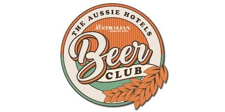 Aussie Beer Club  tickets