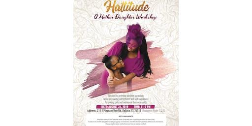 Hattitude (A Mother Daughter Workshop)