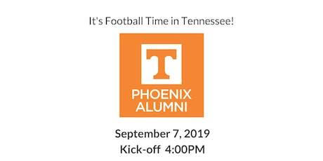 University of Tennessee Phoenix Alumni Watch Party tickets