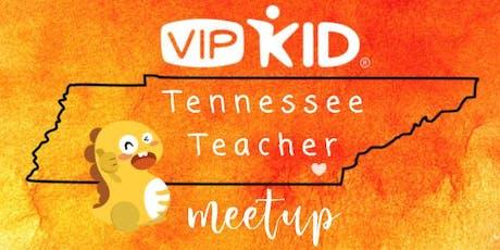Chattanooga, TN VIPKid Teacher Meetup hosted by Emily Hall tickets