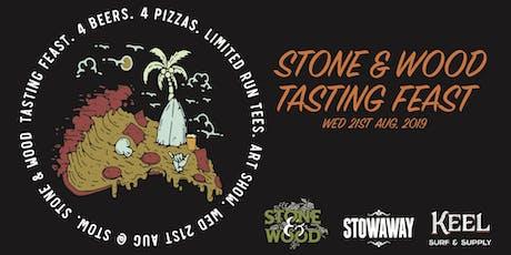 Stone & Wood Tasting Feast  tickets