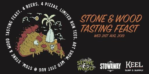 Stone & Wood Tasting Feast