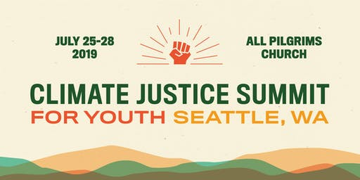 Climate Justice Summit for Youth: Seattle