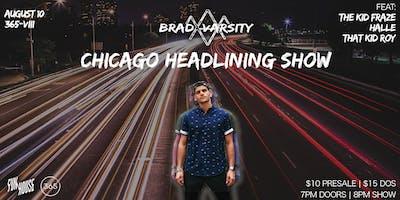 Brad Varsity Headlining Show @ 365-viii