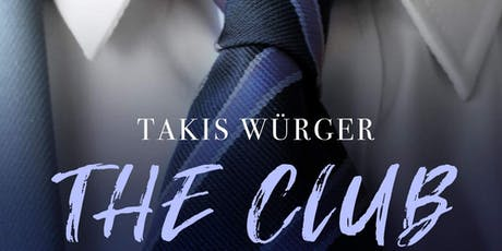 Goethe Book Club: Takis Würger's The Club (2017/2019) tickets