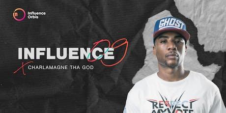 Influence 09 x Charlamagne tha God tickets