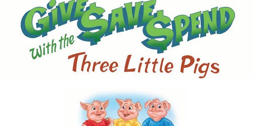 Kids Story Time with the Three Little Pigs