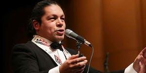 Concert Miguel Ángel Pellao - Tenor pehuenche