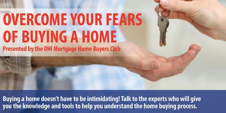 Overcome your fears of buying a home, McCalla, AL! tickets