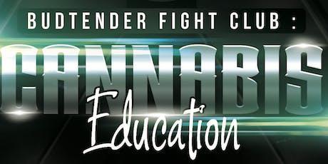 Budtender Fight Club Las Vegas August 25th : Cannabis Education - Marijuana Jobs - 1-5PM tickets