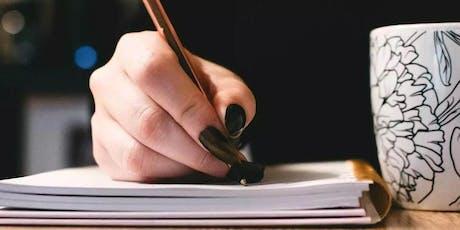 Bullet Journaling Basics tickets