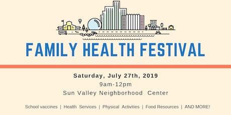Family Health Festival  tickets
