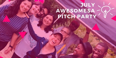 July Pitch Party tickets