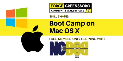 Skill Share: Setting up Boot Camp on Mac OS X
