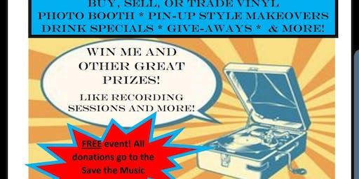 Vinyl Record Experience Event