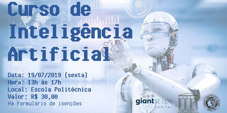 Curso de Inteligência Artificial tickets