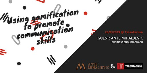 HR Evenings: Using gamification to promote communication skills