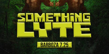 Fantasy League DJs Present Something Lyte tickets