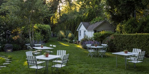Love, Summer: The Daily Summer Moroccan Oil Summer Garden After Party