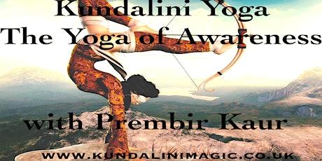 Kundalini Yoga & Gong Bath tickets