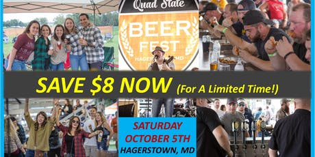 Quad State Beer Fest 2019 tickets