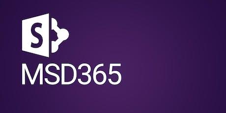 Modern SharePoint and Office 365 Development tickets