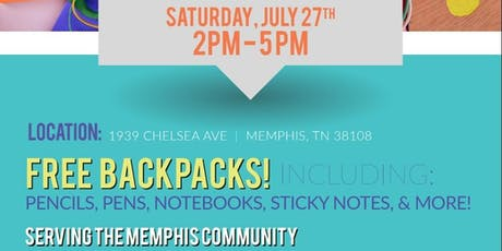 Partners in Unity 2nd Annual School Supply Giveaway  tickets