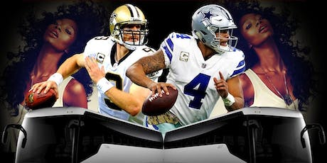 Saints vs Cowboys: All Roads Lead to New Orleans tickets